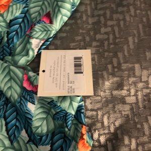 Mara Hoffman Swim - Mara Hoffman monokini NWT! Tropical print size xs
